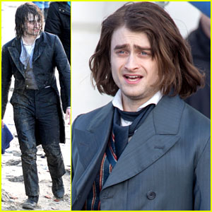 Daniel Radcliffe S Long Hair Reminds Us Of Sirius Black Daniel