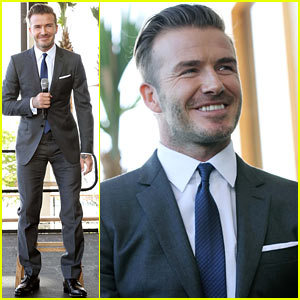 David Beckham Confirms Major League Soccer Franchise in Miami