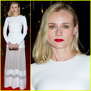 Diane Kruger Attends Second Berlin Premiere in One Nig