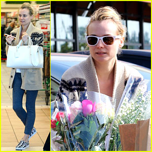 Diane Kruger: Putting Up a