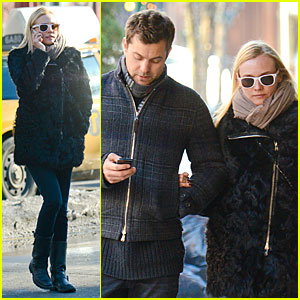 Diane Kruger: Joshua Jackson Will Do Anything to Go Camping!