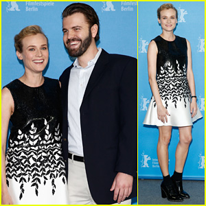 Diane Kruger: 'The Better Angels' Photo Call & Press Conference!