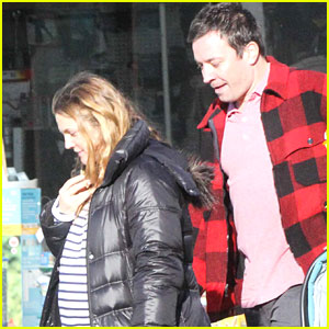 Drew Barrymore & Jimmy Fallon Celebrate Her 39th Birthday in the Hamptons!