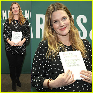 Drew Barrymore Donates Jeans to Support Teens for Jeans!