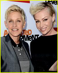 Ellen DeGeneres on Portia de Rossi: I Love Her So Much!