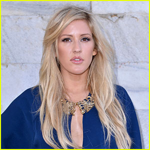 The 31-year old daughter of father Arthur Goulding and mother Tracey , 170 cm tall Ellie Goulding in 2018 photo
