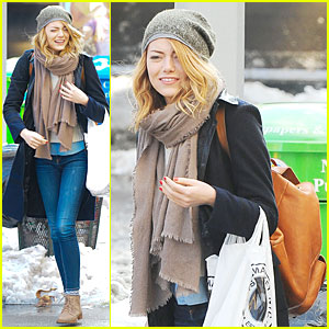 Emma Stone: 'Untitled Cameron Crowe Project' Release Date Announced!