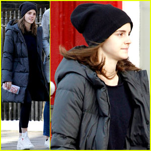 Emma Watson 'So Happy' to Join New Thriller 'Regression'