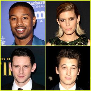 'Fantastic Four' Reboot Cast Announced: Michael B. Jordan, Kate Mara & More!