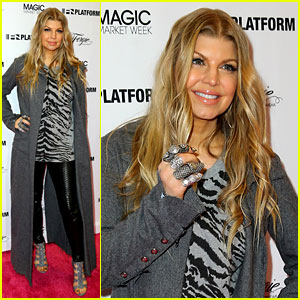 Fergie Says Hubby Josh Duhamel is the 'Dad of the Year'!
