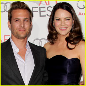Suits' Gabriel Macht Welcomes Son Luca with Wife Jacinda Barrett!