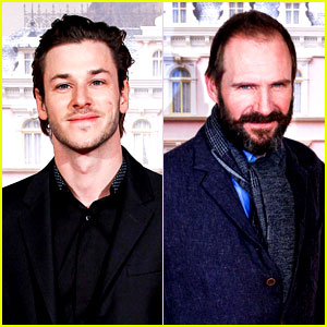 Gaspard Ulliel Lends Support at 'Grand Budapest Hotel' Premiere