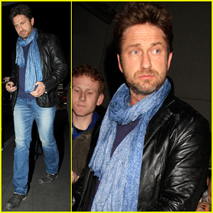 Gerard Butler: From NYC to LAX!