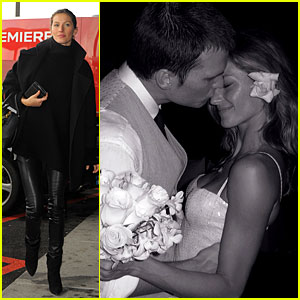 Gisele Bundchen Celebrates Wedding Anniversary at Paris Fashion Week