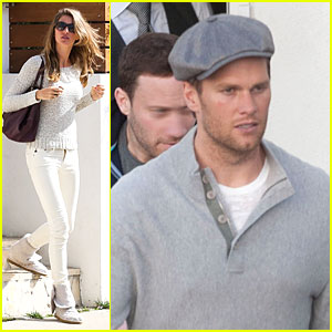 Gisele Bundchen: Tom Brady Could Care Less About Super Bowl Game!