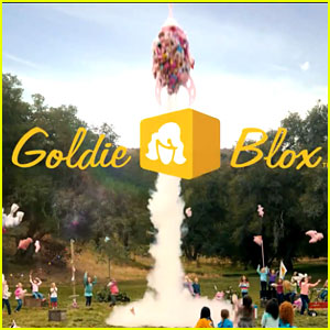 GoldieBlox Super Bowl Commercial 2014 (Video) - Watch Now!