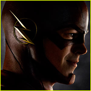 Grant Gustin as The Flash - First Image from CW Show Revealed!