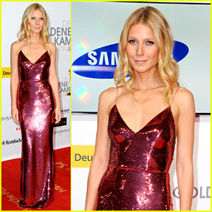 Gwyneth Paltrow is Pink Prada Perfection at Goldene Kamera Awards in Berlin!