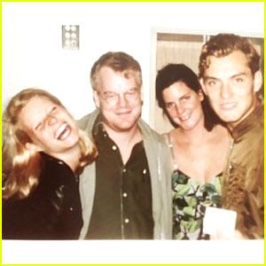 Gwyneth Paltrow Posts Touching Tribute to Philip Seymour Hoffman!