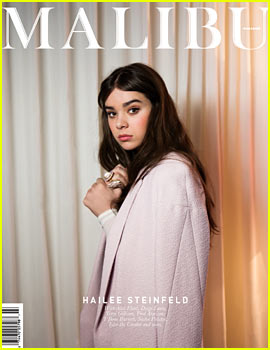 Hailee Steinfeld to 'Malibu': I Have a Normal Teenage Life (Exclusive Quote & Image!)