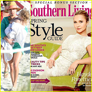 Hayden Panettiere: Living in Nashville Gives Me a Sense of Normalcy