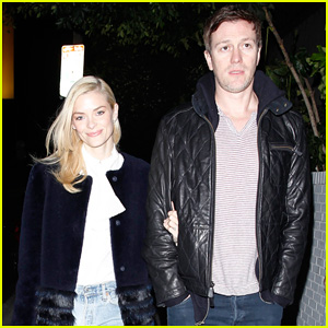 Jaime King & Kyle Newman: Chateau Marmont Date Night!