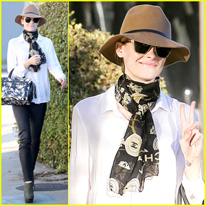 Jaime King: Lemon Breeland is Back on 'Hart of Dixie' March 21!