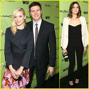 Jaime King & Mandy Moore Help Honor Oscar Nominees at Women In Film Party!