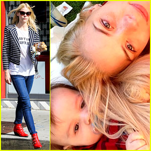 Jaime King: 'Saturday in the Sun with My Love James Knight!'