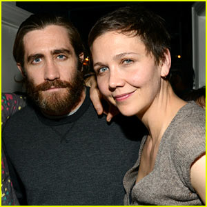 Jake & Maggie Gyllenhaal Support Pussy Riot at Voice Project Party