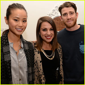 Jamie Chung & Bryan Greenberg: Sarah Boyd Jewelry Collaboration Launch