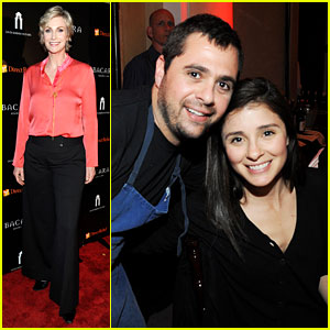 Jane Lynch Confirms Guest Star Role on 'Girl Meets World'!