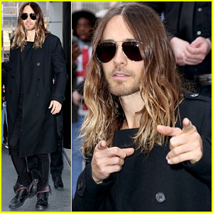 Jared Leto Discusses Wearing Men's Clothing for Pivotal 'Dallas Buyers Club' Scene