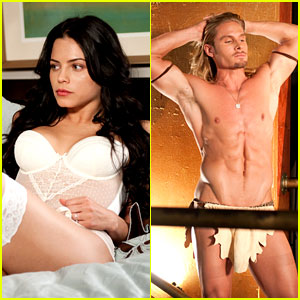 Jenna Dewan & Matt Felker: 'Balls to the Wall' Stills! (Exclusive)