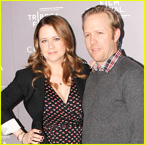 Jenna Fischer: Expecting Second Child with Husband Lee Kirk!
