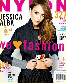 Jessica Alba to 'Nylon' Magazine: Acting is 'Like a Drug'