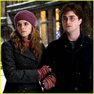 JK Rowling: Harry & Hermoine Should've End Up Together!