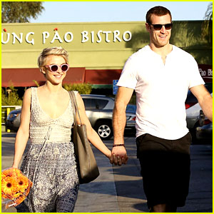 Julianne Hough & New Boyfriend Brooks Laich Look So in Love!