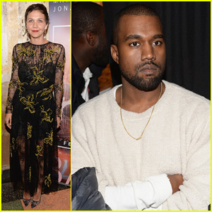 Kanye West & Maggie Gyllenhaal: 'River of Fundament' Premiere!