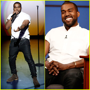 Kanye West Performs Career-Spanning Medley on 'Late Night'!