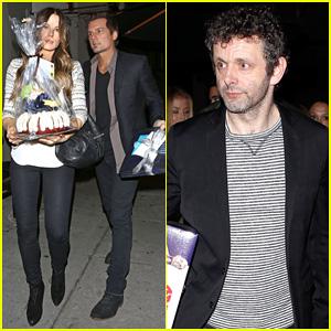 Kate Beckinsale Celebrates Ex Michael Sheen's Birthday with Len Wiseman & More!