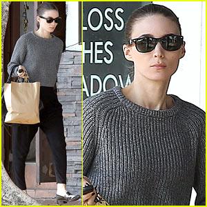 Kate Mara Asked Rooney Mara for David Fincher Advice!