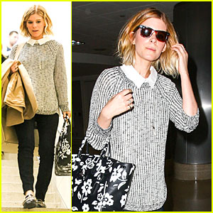 Kate Mara: Everyone Has Gray Area on 'House of Cards'!