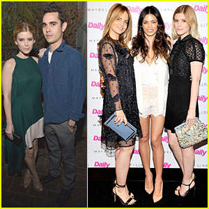 Kate Mara: Vanity Fair Young Hollywood Party & Maybelline Luncheon!
