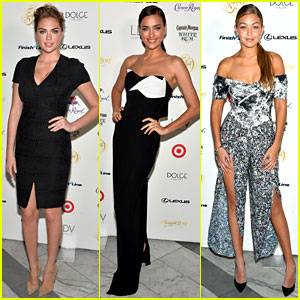 Kate Upton & Irina Shayk: 'Sports Illustrated' South Beach Soiree!