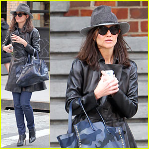 Katie Holmes: I Want to Be There for Suri for a Long Time!