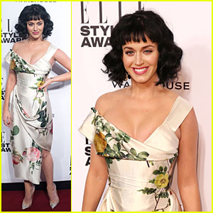 Katy Perry: Woman of the Year Honoree at Elle Style Awards 2014!
