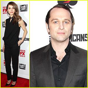 Keri Russell & Matthew Rhys: 'Americans' Season 2 NYC Premiere!