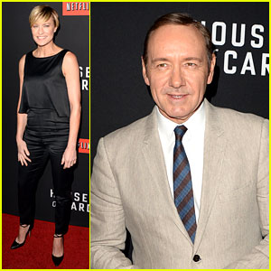 Kevin Spacey Thinks You Should Binge Watch 'House of Cards' Season 2 for Valentine's Day