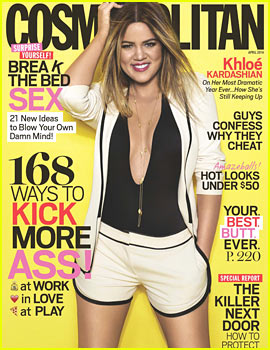 Khloe Kardashian to 'Cosmopolitan': I Don't Have Any Regrets